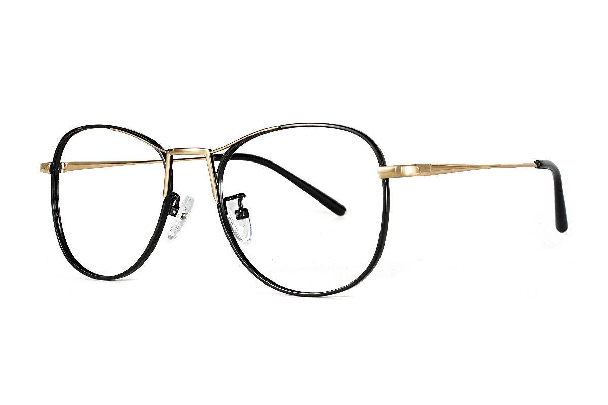 复古飞行员眼镜 6262-C31
