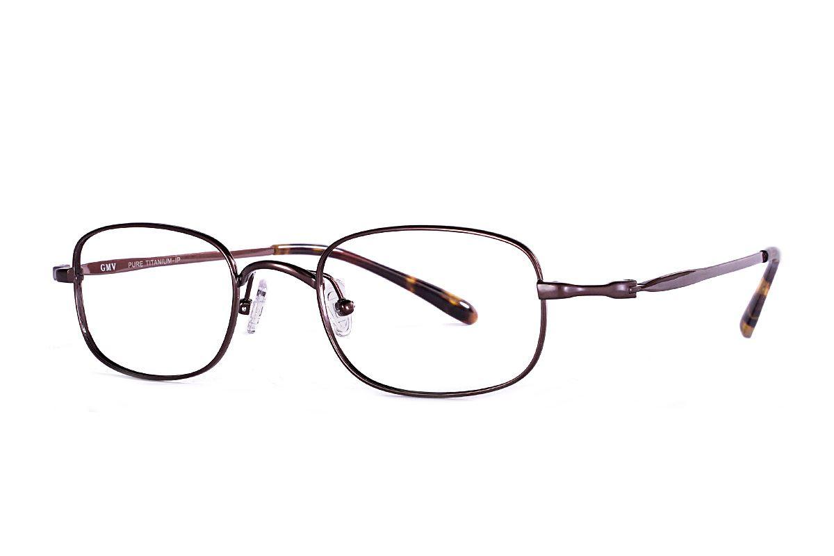 嚴選高質感純鈦眼鏡 527-C91