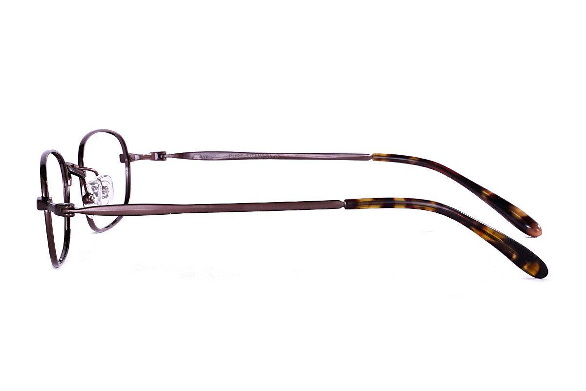 嚴選高質感純鈦眼鏡 527-C93