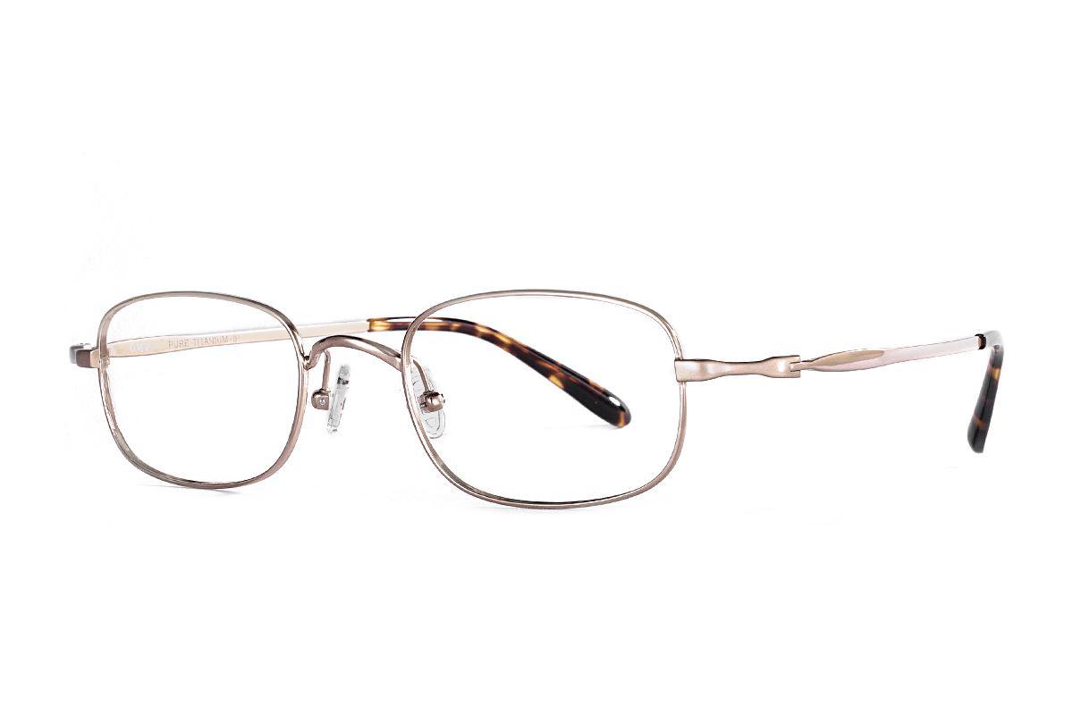 严选高质感纯钛眼镜 527-C11