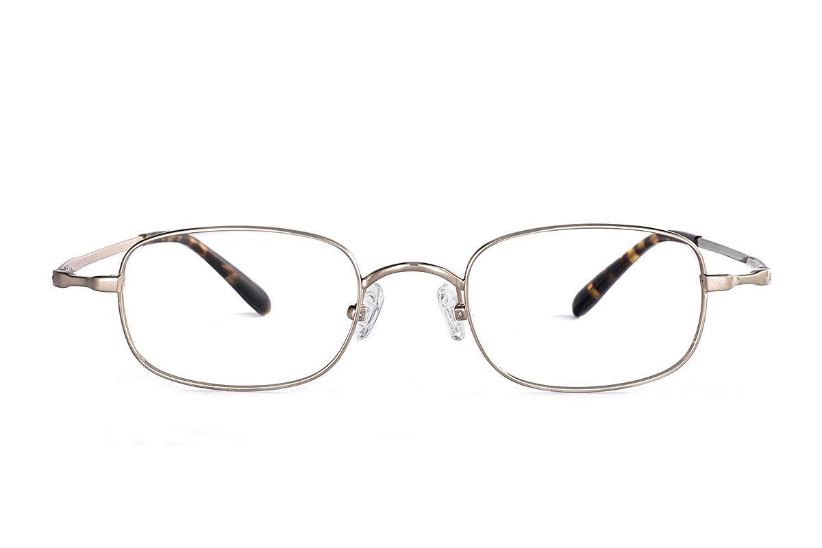 严选高质感纯钛眼镜 527-C12