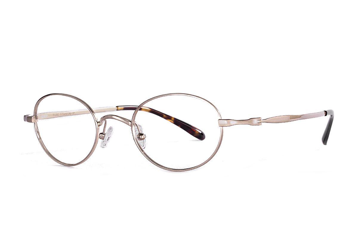 嚴選高質感純鈦眼鏡 526-C11