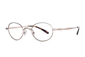 眼镜镜框-嚴選高質感純鈦眼鏡 526-C1