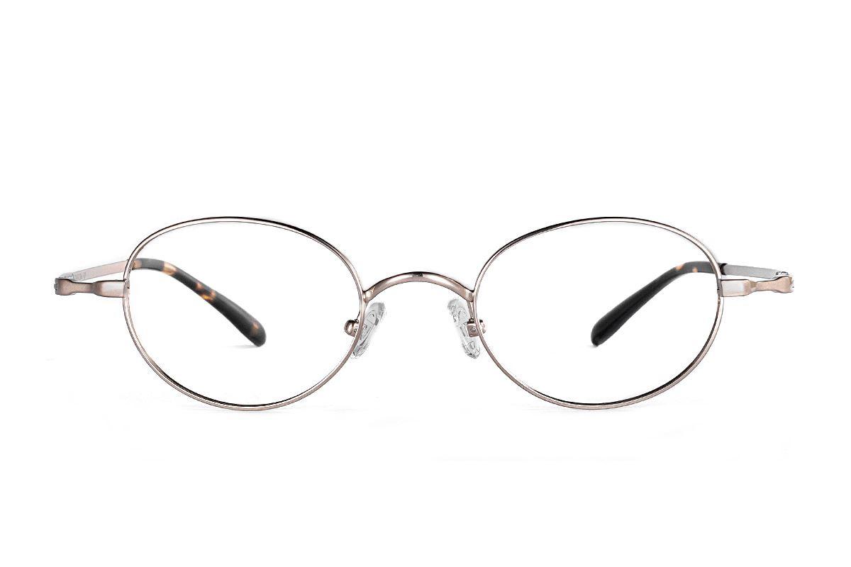 嚴選高質感純鈦眼鏡 526-C12