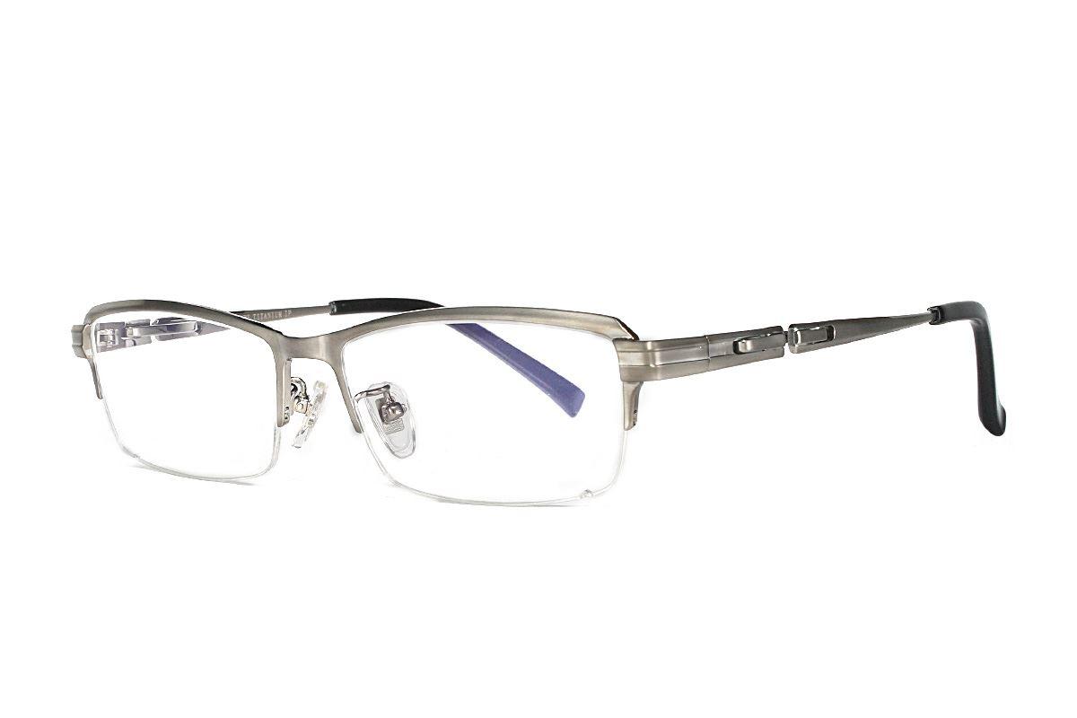 严选高质感纯钛眼镜 11502-8a1