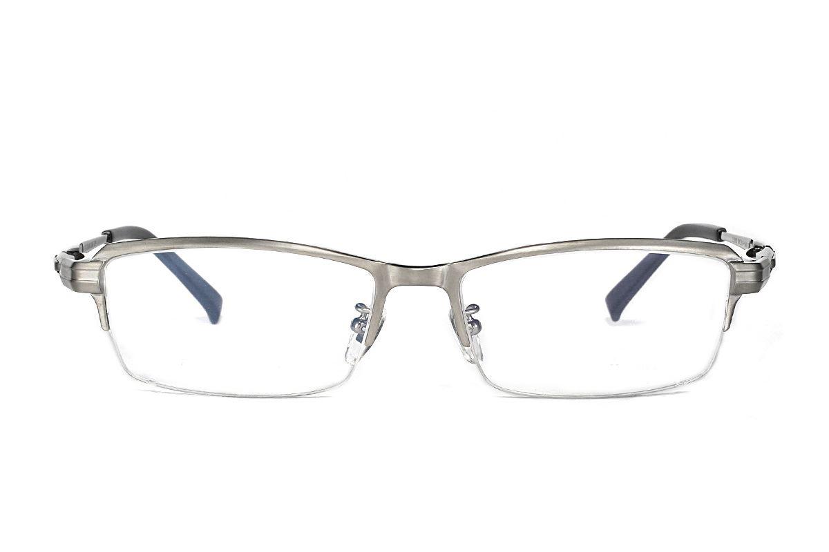 严选高质感纯钛眼镜 11502-8a2