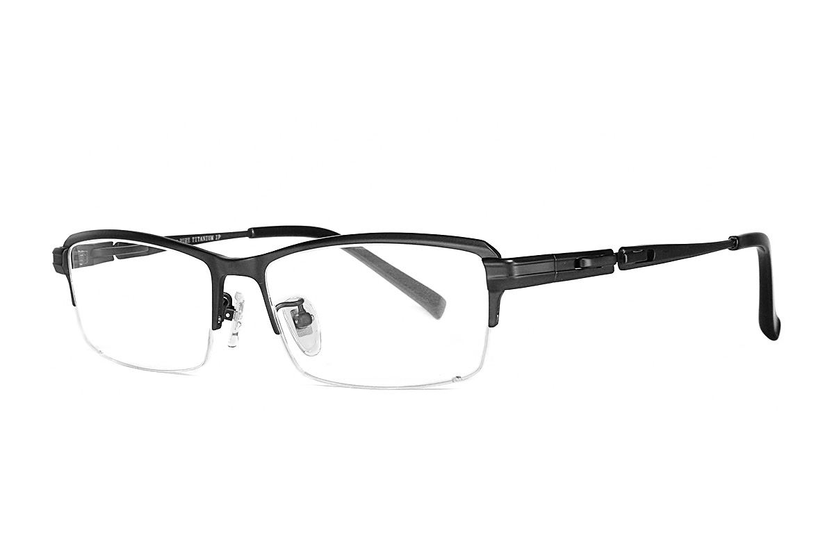 严选高质感纯钛眼镜 11502-10A1