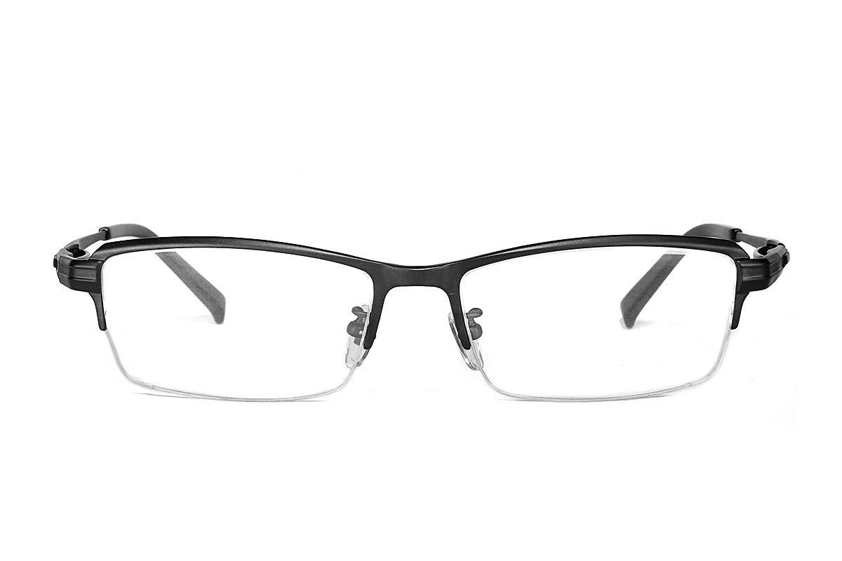严选高质感纯钛眼镜 11502-10A2