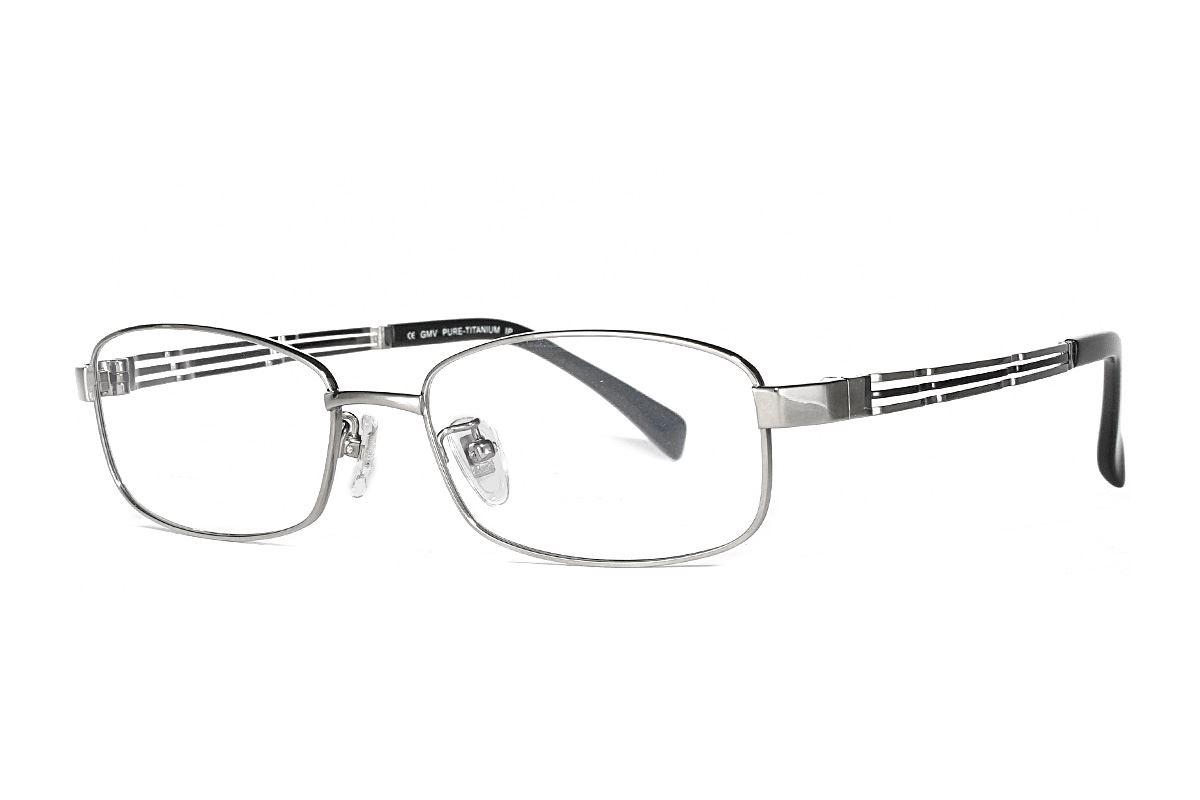 嚴選高質感純鈦眼鏡 11490-C81
