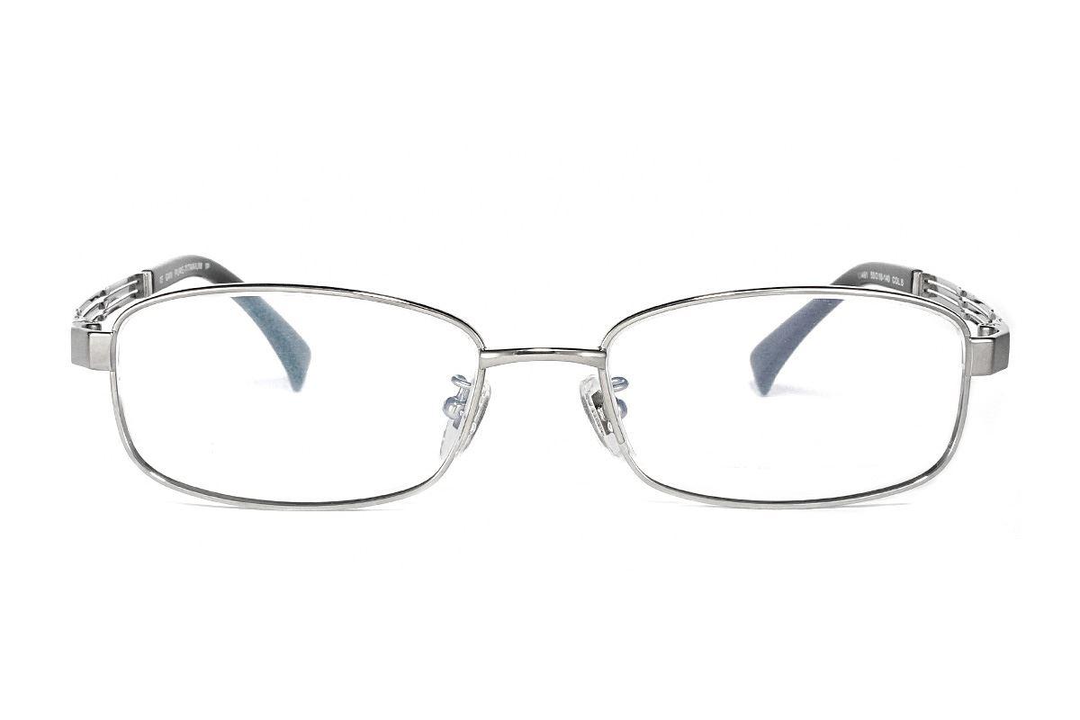 嚴選高質感純鈦眼鏡 11490-C82