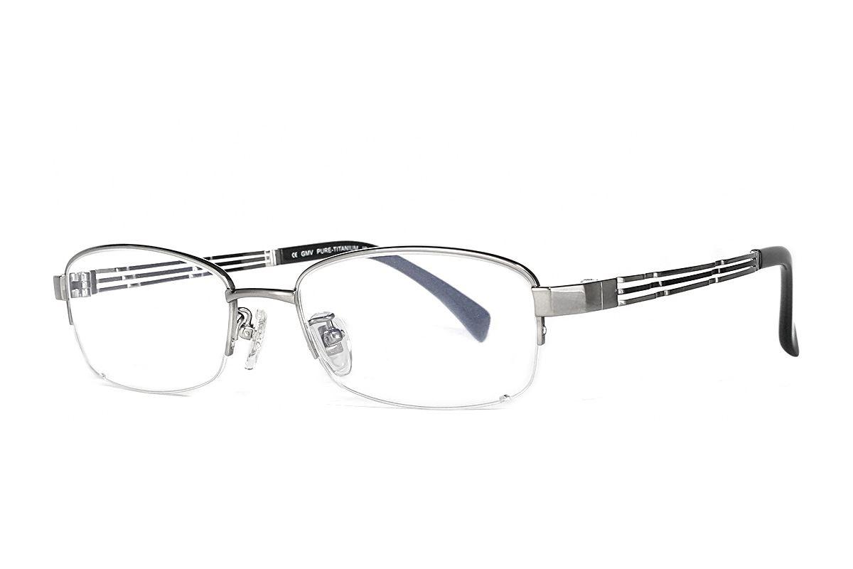 严选高质感纯钛眼镜 11491-C81