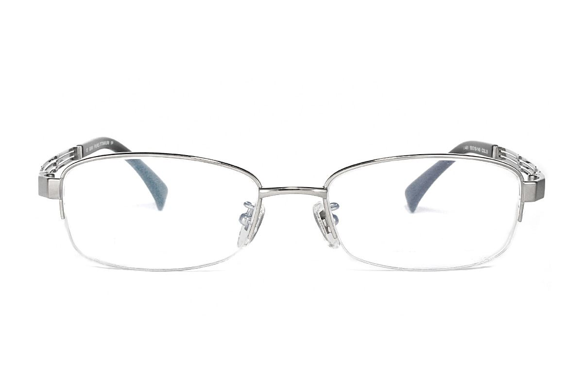 嚴選高質感純鈦眼鏡 11491-C82
