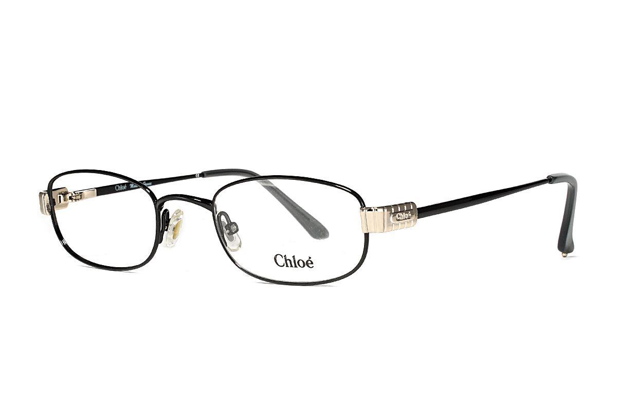 Chloé 時尚金屬眼鏡框 1187-C11