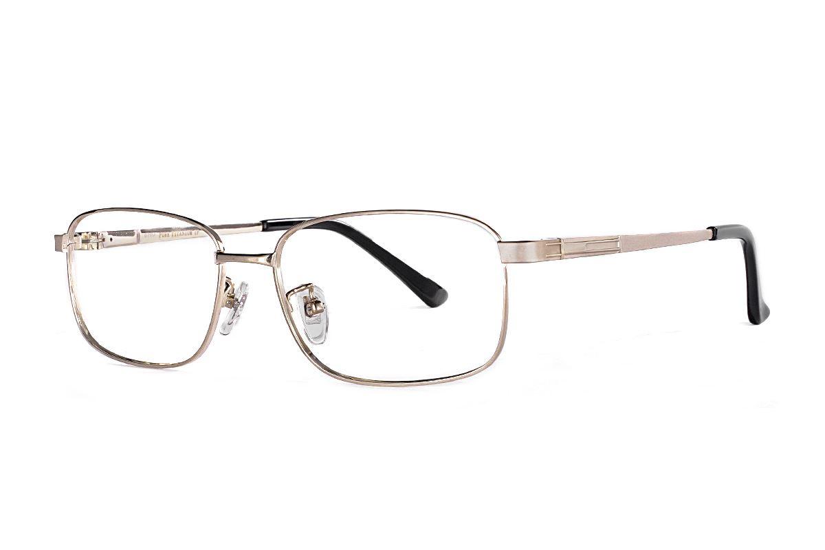 嚴選高質感純鈦眼鏡 11508-C11