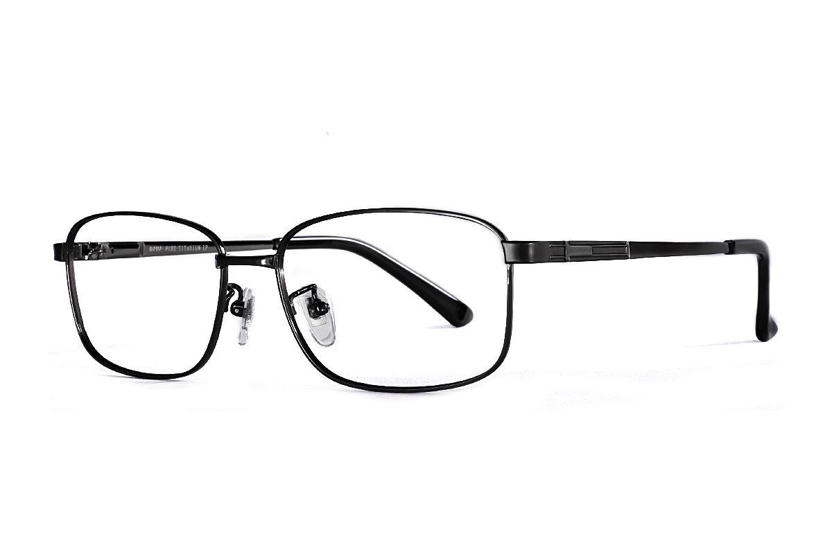 严选高质感纯钛眼镜 11508-C101