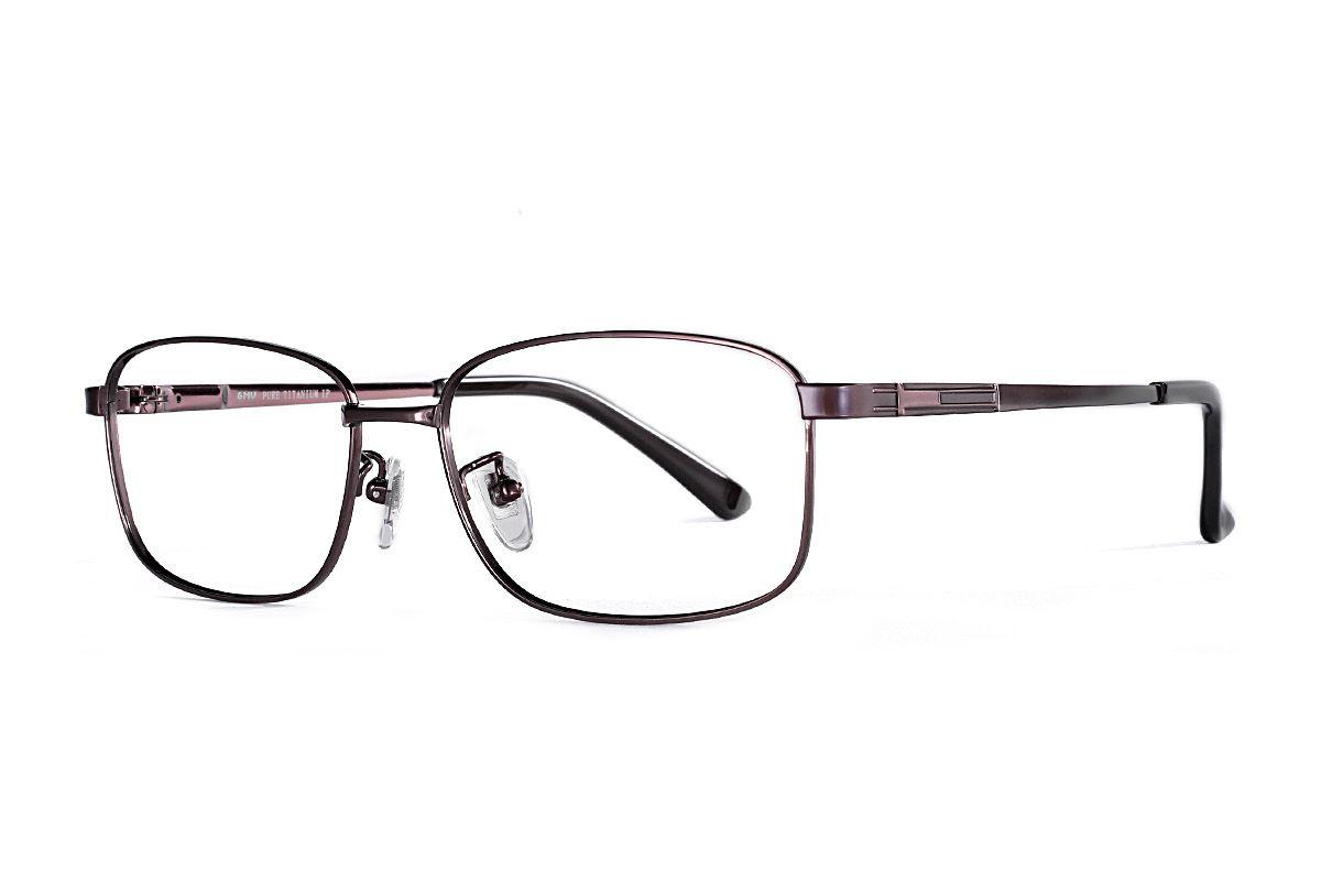 嚴選高質感純鈦眼鏡 11508-C91