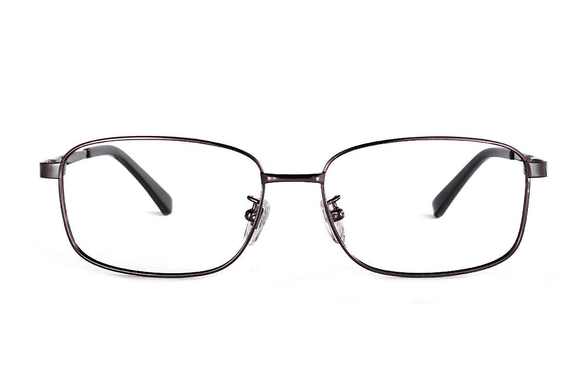 嚴選高質感純鈦眼鏡 11508-C92