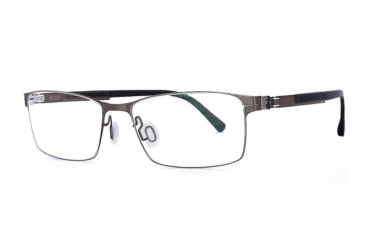 严选日制薄刚眼镜 FX2M-7512-C711