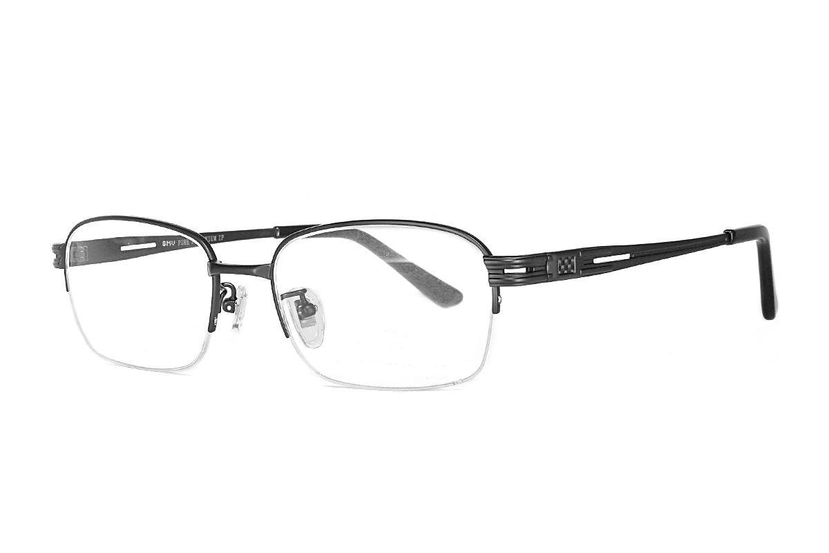嚴選高質感純鈦眼鏡 11471-C101