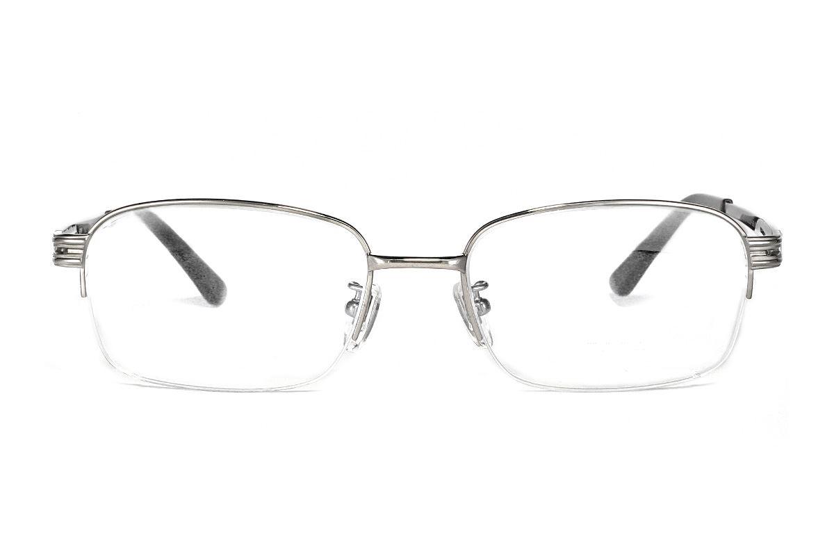 严选高质感纯钛眼镜 11471-C102
