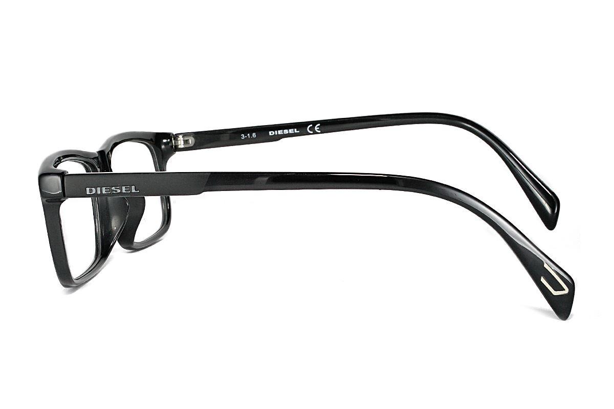 DIESEL 高質感眼鏡 DL5203-0023