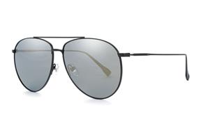太陽眼鏡-Ed Hardy 鈦合金水銀墨鏡 1050-BII