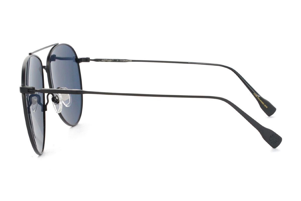 Ed Hardy 鈦合金水銀墨鏡 1050-BII3
