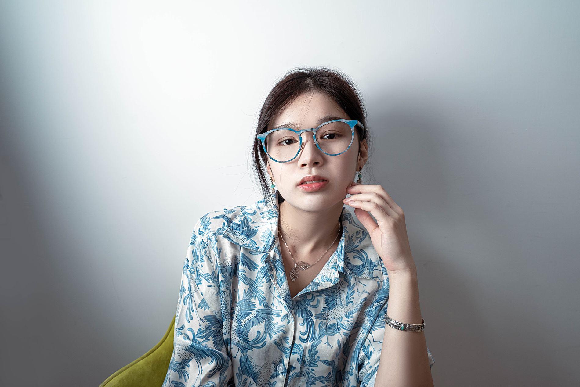 严选木质感眼镜 M5191-SC24