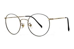 眼鏡鏡框-嚴選高質感鈦鏡框 FP5509-C1