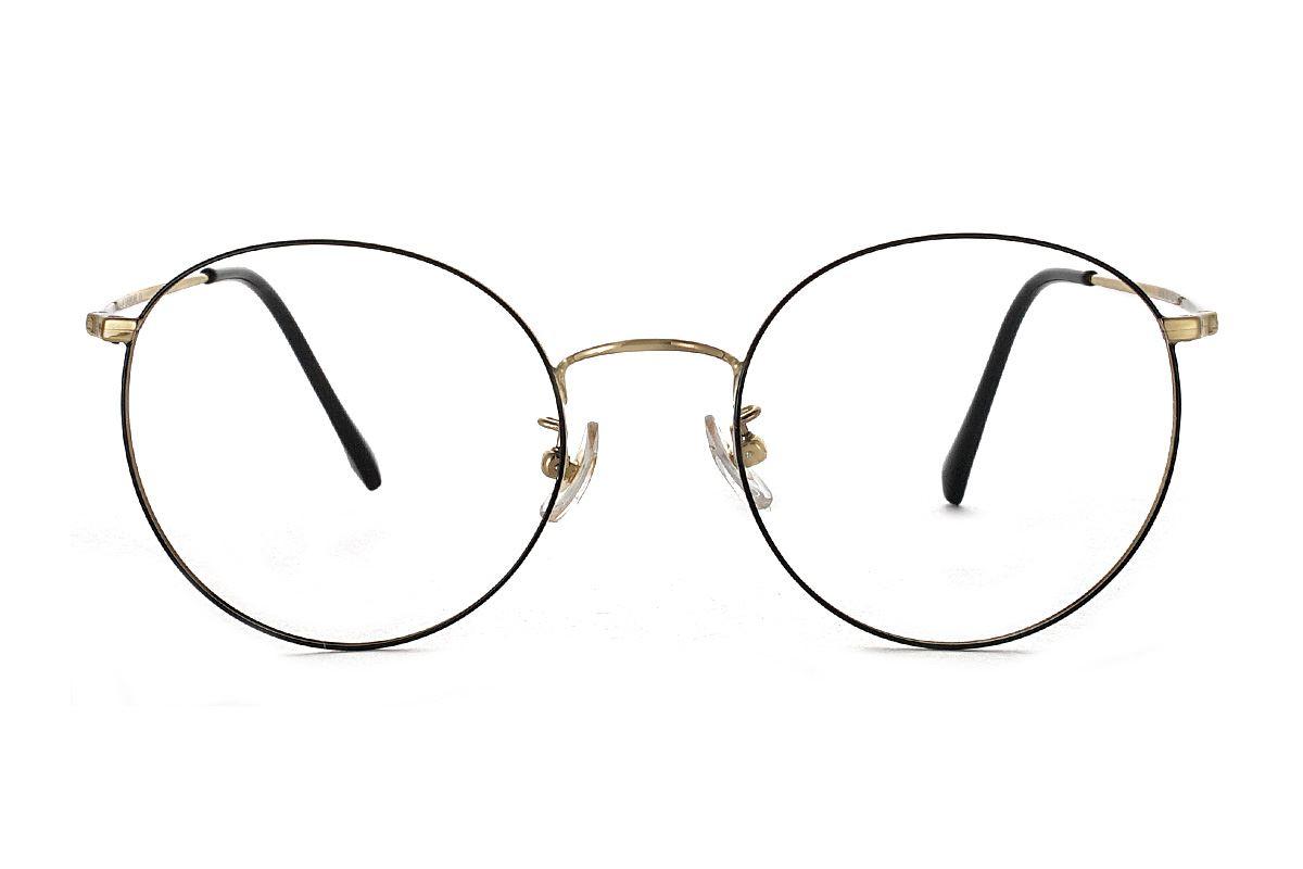 严选高质感钛镜框 FP5509-C1 2