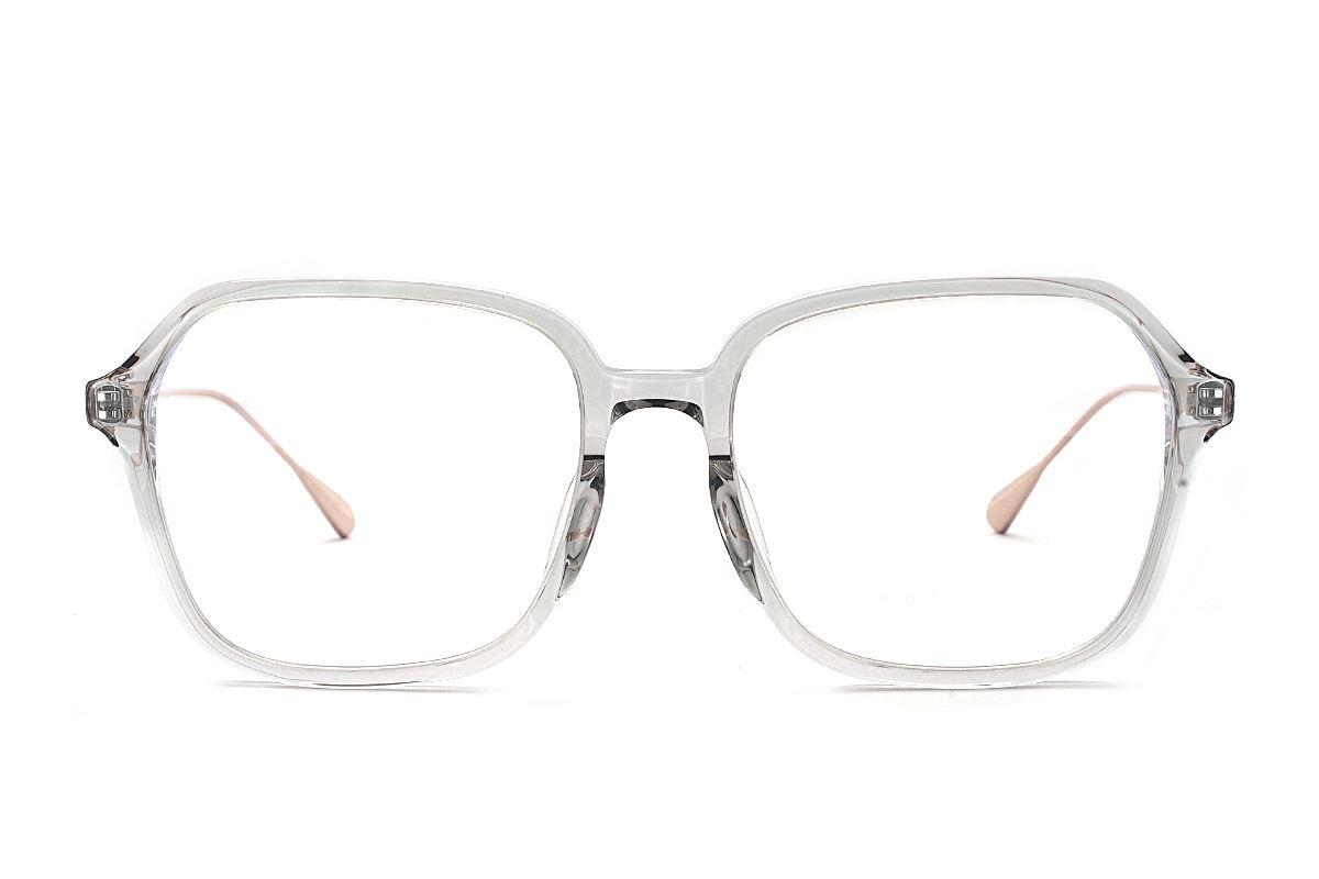 严选高质感钛眼镜 H6610-C72