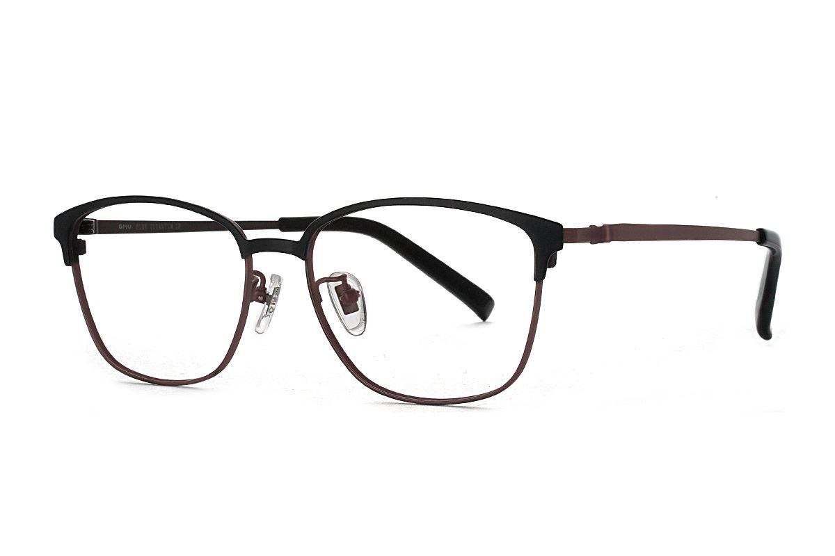 嚴選高質感純鈦眼鏡 11529-C91