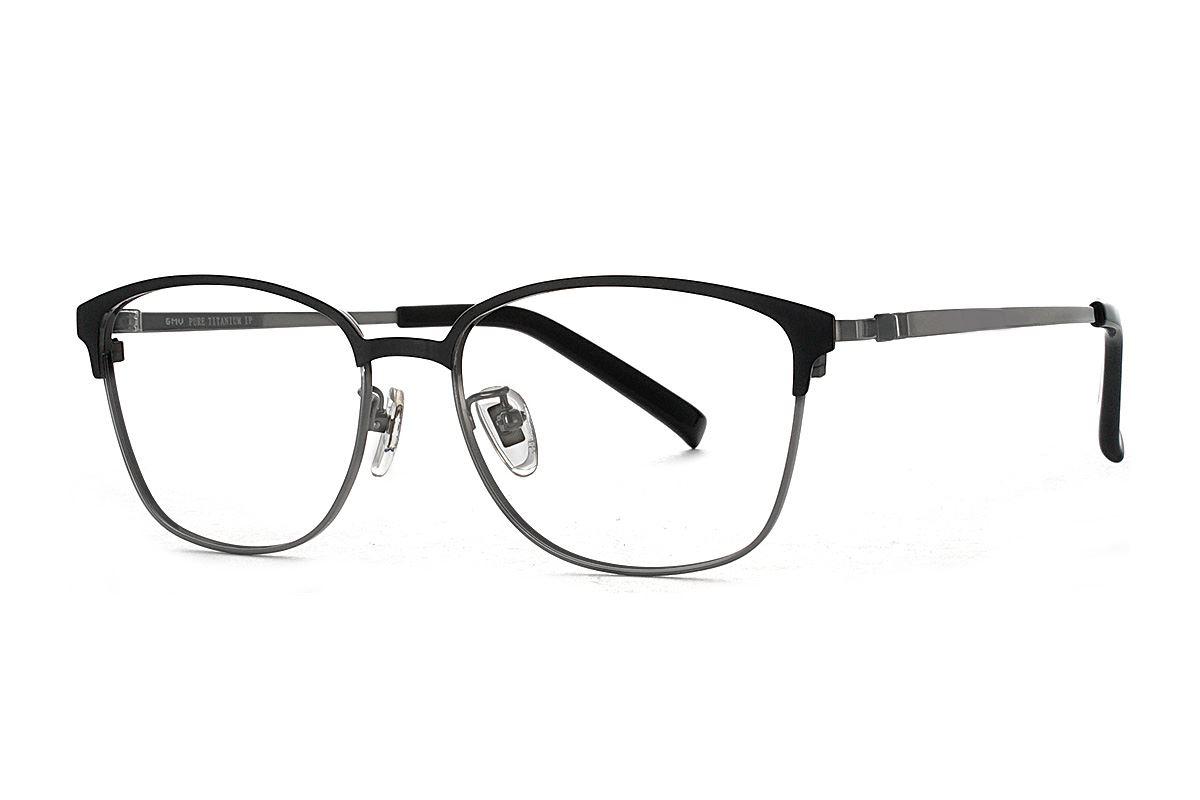 嚴選高質感純鈦眼鏡 11529-C81