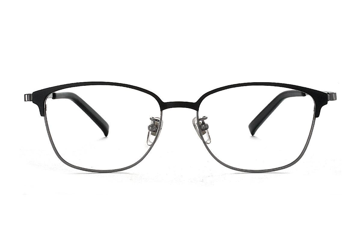 嚴選高質感純鈦眼鏡 11529-C82