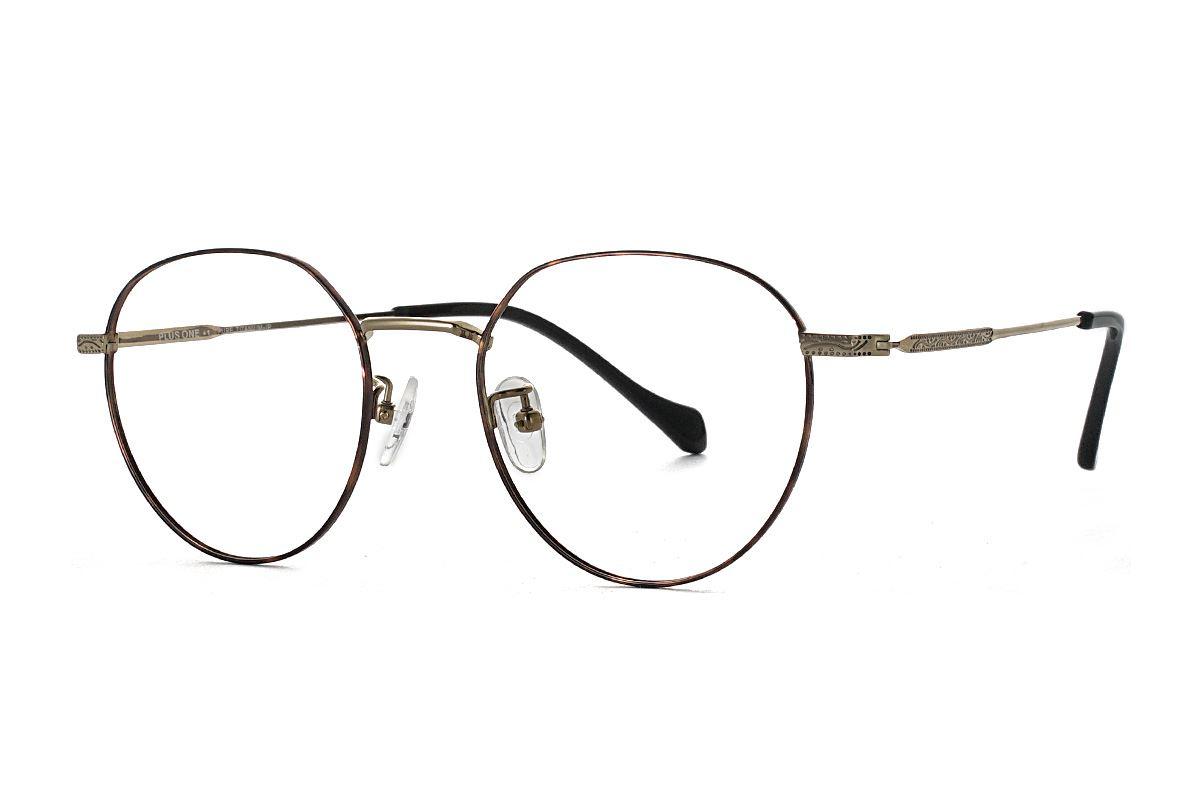 严选高质感纯钛眼镜  525-C1A1