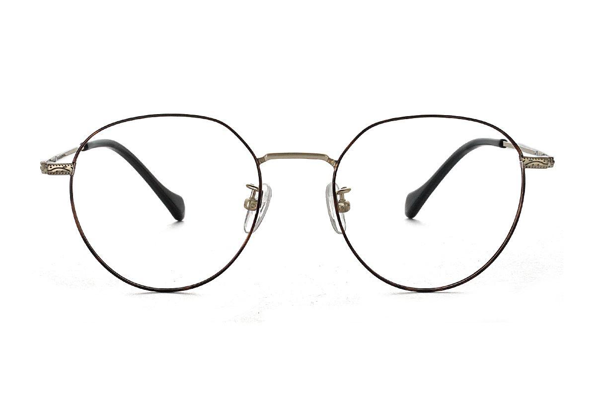 严选高质感纯钛眼镜  525-C1A2