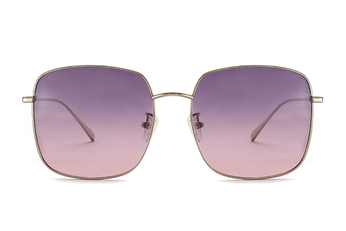 MAJU 女神紫偏光太陽眼鏡 3201-C42