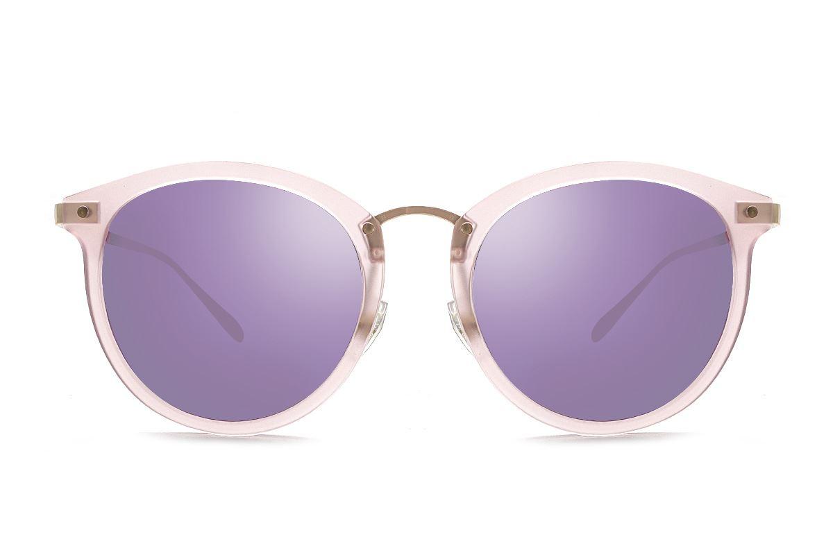 MAJU 女神紫太陽眼鏡6112-C62