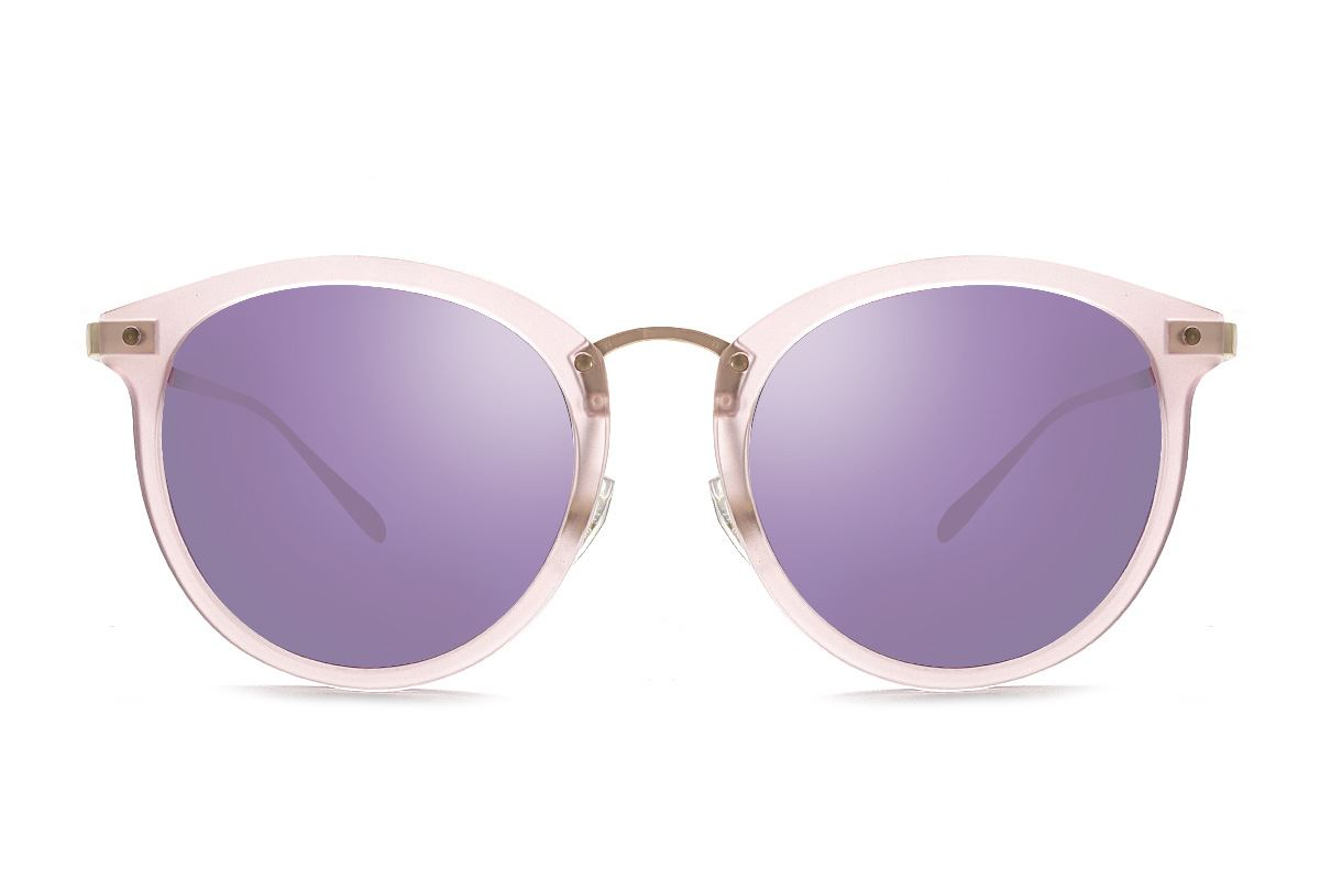 MAJU 女神紫偏光太陽眼鏡6112-C62
