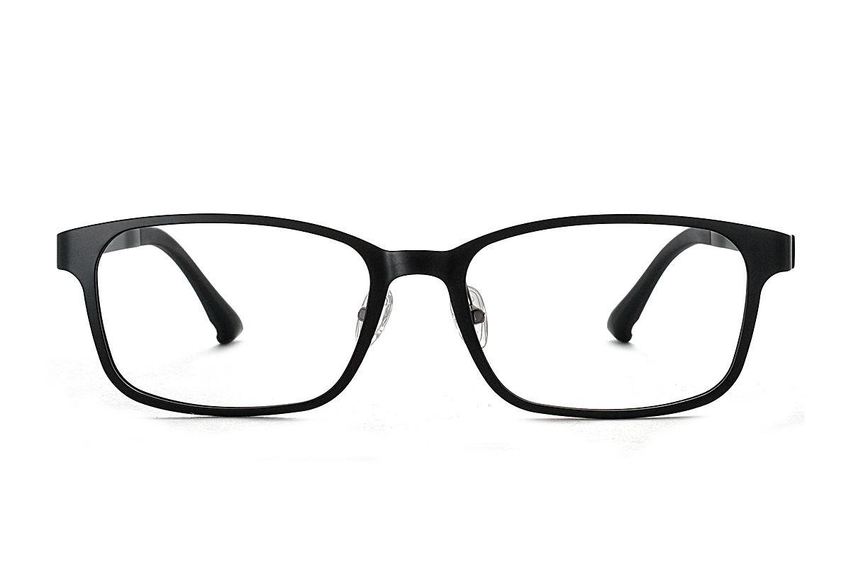 严选韩制塑钢眼镜 1518-BA2