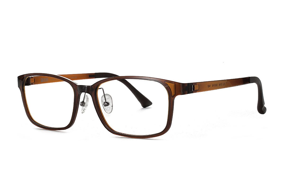 严选韩制塑钢眼镜 1518-BO1