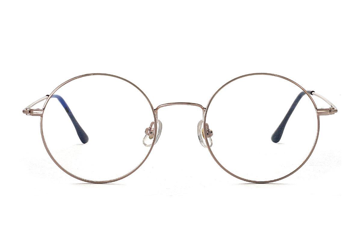 金色细框眼镜 VAN10117-C202