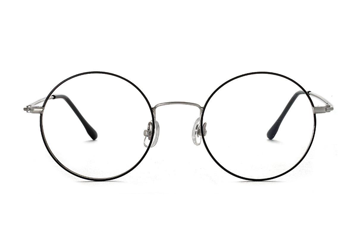黑色细框眼镜 V10117-C1232