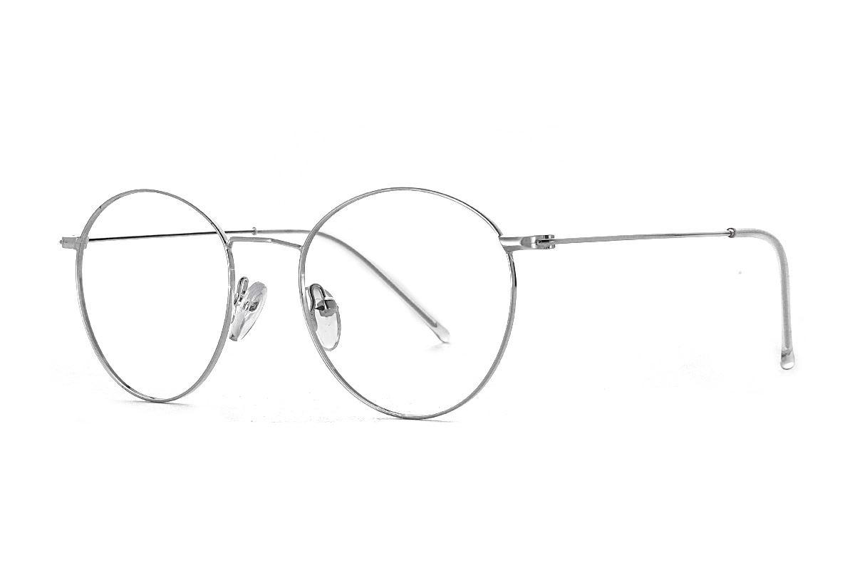 银色细框眼镜 VAN22337-C11
