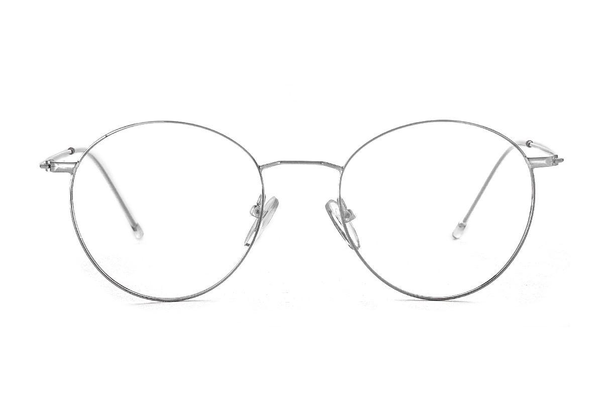 银色细框眼镜 VAN22337-C12