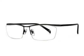 眼镜镜框-质感金属眼镜框 866-C16