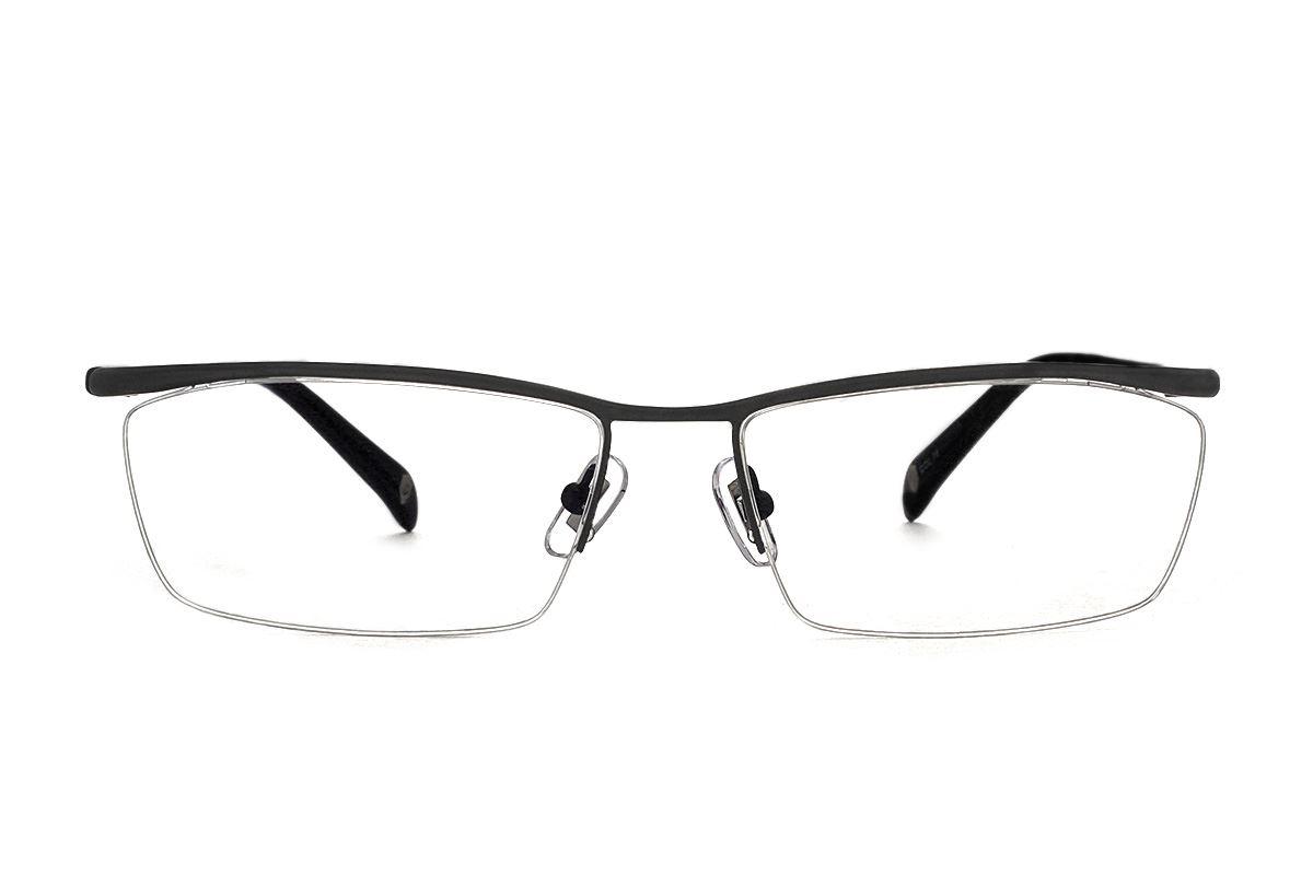 质感金属眼镜框 866-C162