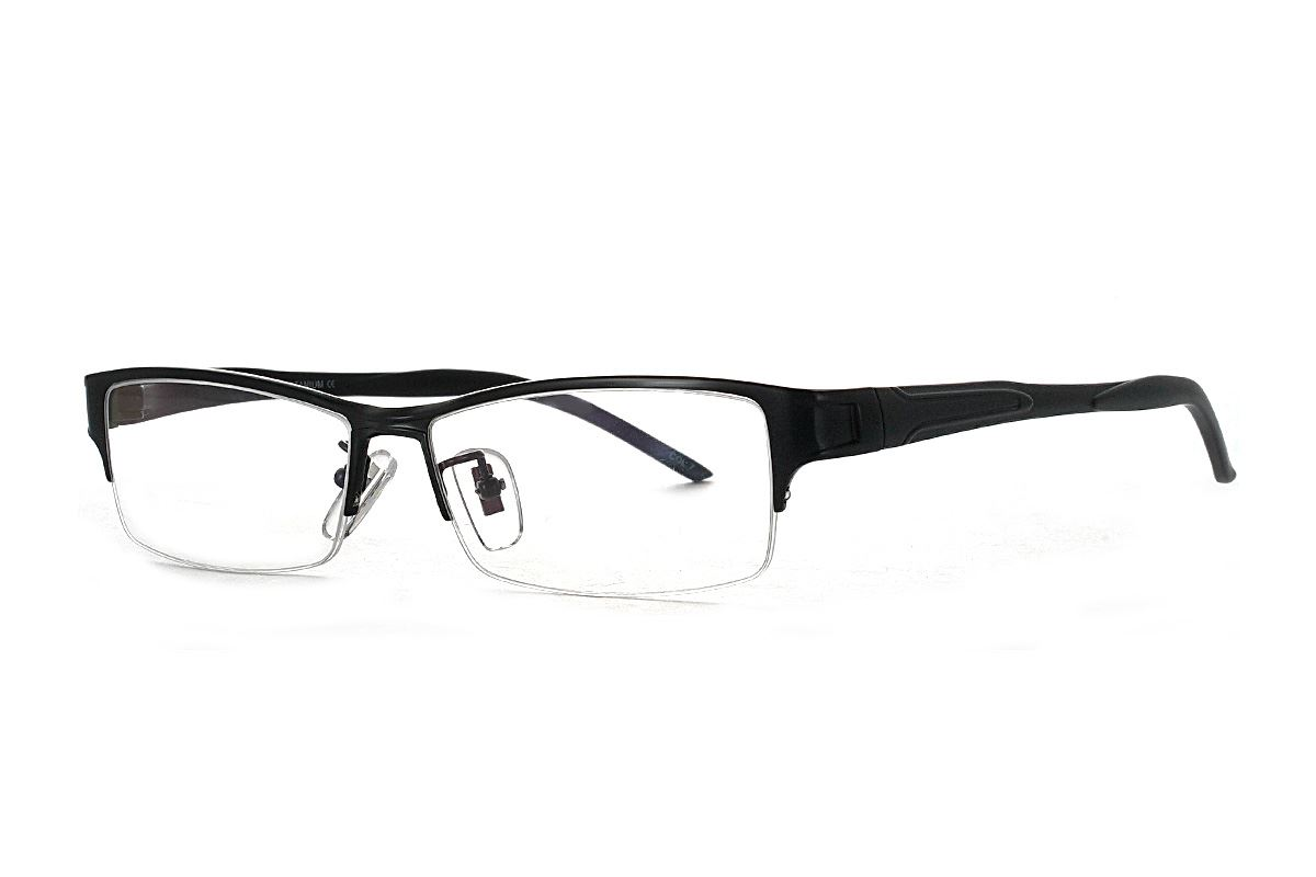 嚴選高質感純鈦眼鏡 M9307-C71