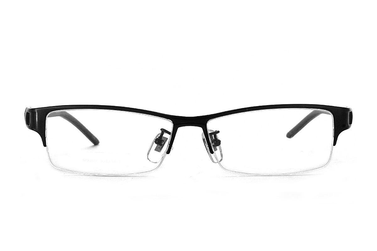 嚴選高質感純鈦眼鏡 M9307-C72