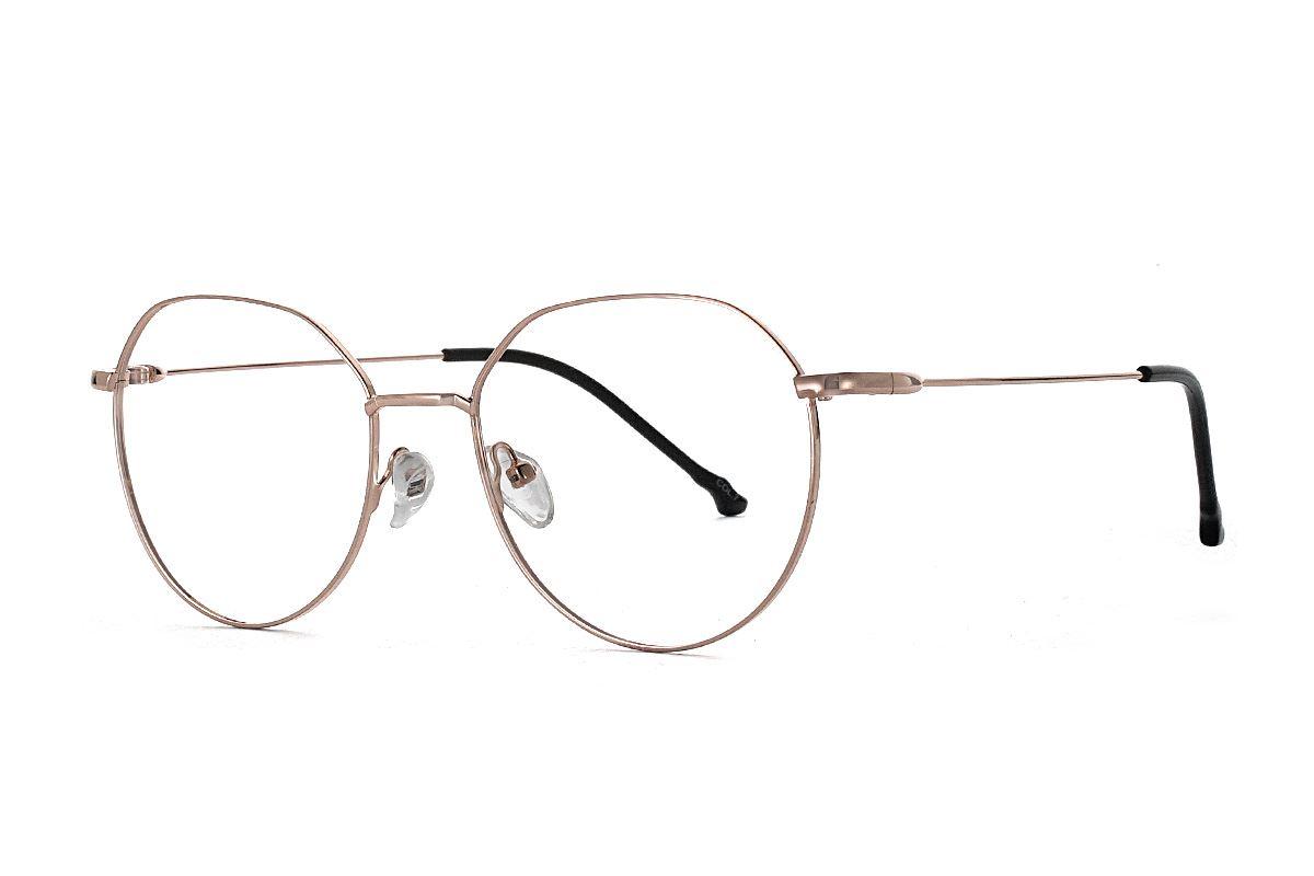 多角細框眼鏡 18010-C71